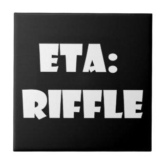 ETA Riffle Ceramic Tiles