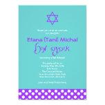 "Etana Custom 5"" X 7"" Invitation Card"