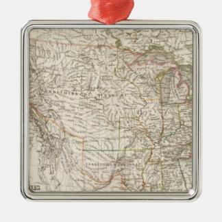 EtatsUnis d'Amerique - United States of America Christmas Ornament