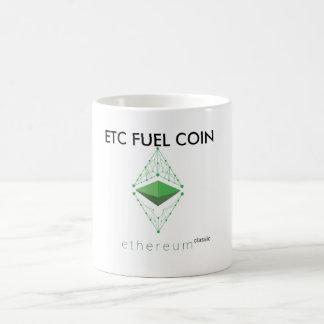 ETC FUEL COIN MUG