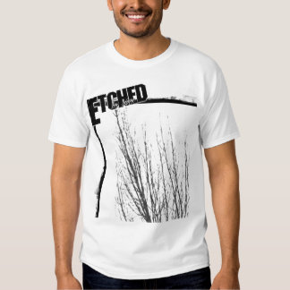 Etched in Stone Men's T-Shirt