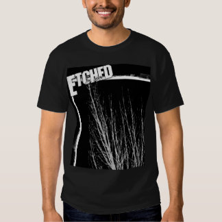Etched in Stone Mens T-Shirt (Black)