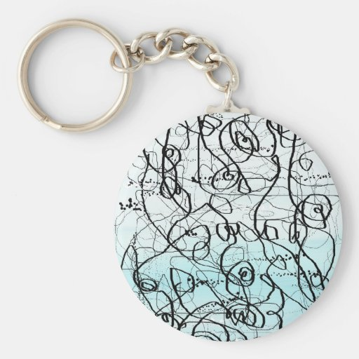 """""""ETCHED"""" Series Key Chains"""