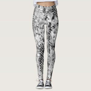 Etchings Graffiti Leggings