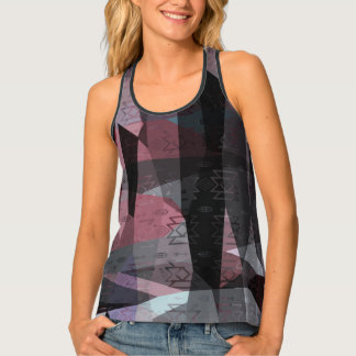 Etchings of History Tank Top