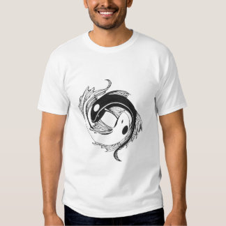 Eternal Balance of Koi Shirt