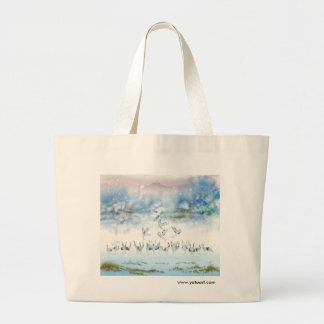 ETERNAL BEAUTY-NOV JPEC LARGE TOTE BAG