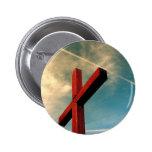 Eternal Cross Pinback Buttons