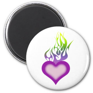 Eternal Flame Magnets