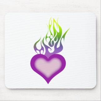 Eternal Flame Mousepad
