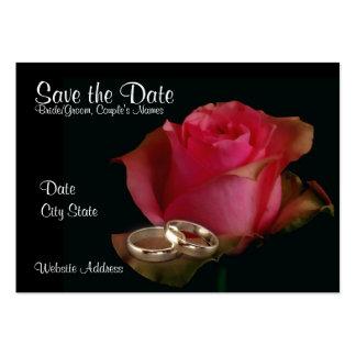 Eternal Love Business Card Template