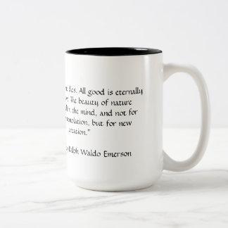 Eternal Reproduction (Mug) Two-Tone Mug