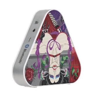 Eternal Seduction Bluetooth Silver Speakers