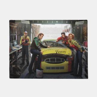 Eternal Speedway 2 Doormat