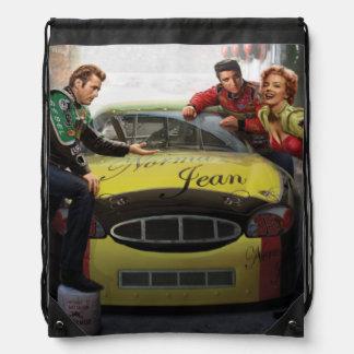Eternal Speedway 2 Drawstring Bag