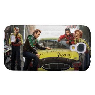 Eternal Speedway Galaxy S4 Case