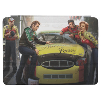 Eternal Speedway iPad Air Cover