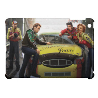 Eternal Speedway iPad Mini Cases