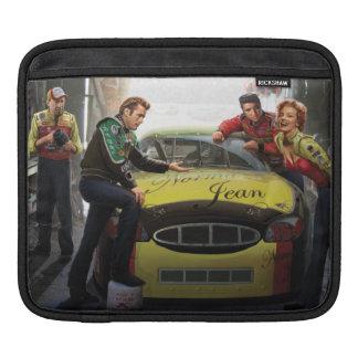 Eternal Speedway iPad Sleeves