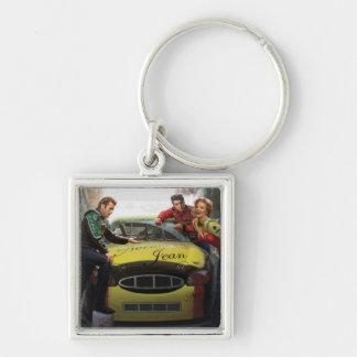 Eternal Speedway Key Ring