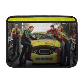 Eternal Speedway MacBook Sleeve