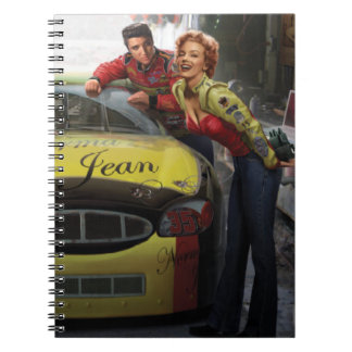 Eternal Speedway Notebooks