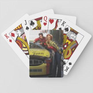 Eternal Speedway Playing Cards