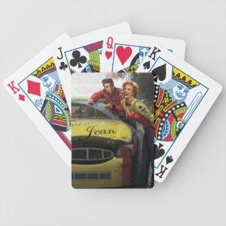 Eternal Speedway Poker Deck
