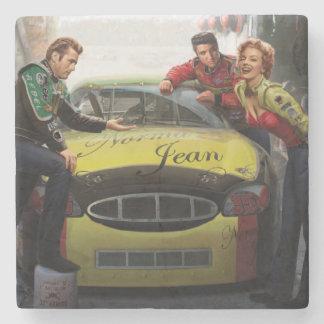 Eternal Speedway Stone Coaster