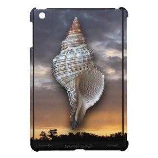 Eternal Spiral Shell iPad Case Mini Case For The iPad Mini