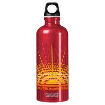 Eternal Sunrise | | Customisable SIGG Traveller 0.6L Water Bottle