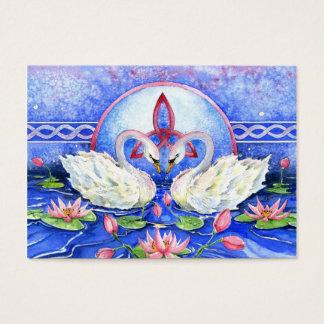 Eternal Swans Business Card