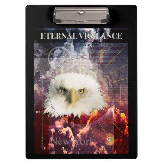 Eternal Vigilance Clipboard