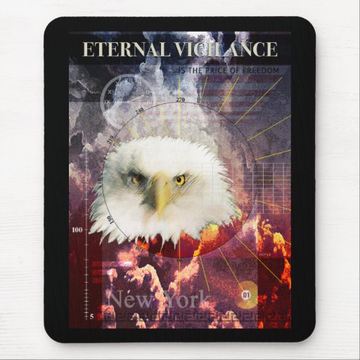 Eternal Vigilance Mousepads
