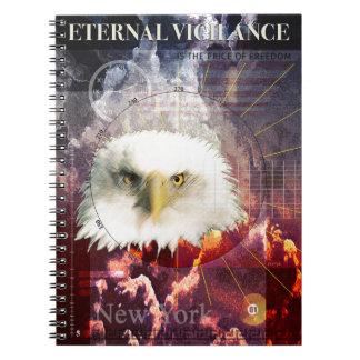 Eternal Vigilance Notebooks