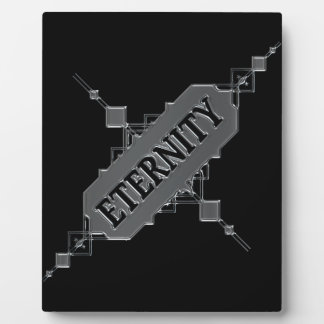 Eternity concept. photo plaques