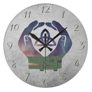 Eternity Handfasting Clock for Pagan Weddings