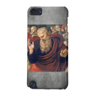 eterno e angeli by Raffaello Sanzio da Urbino iPod Touch (5th Generation) Cover