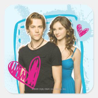 Ethan & Tara Stickers