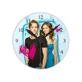 Ethan & Tara Wall Clocks