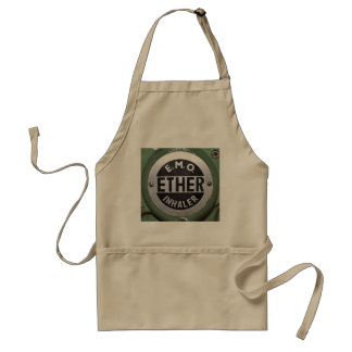 ETHER INHALER APRON