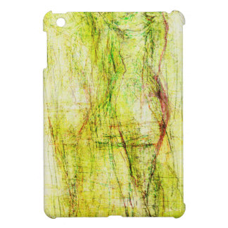 ethereal angel (15) iPad mini case