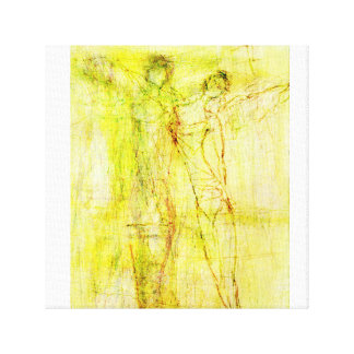 Ethereal angels no. 24 canvas print