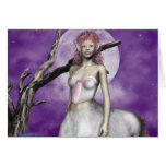 Ethereal Centaur  Greeting Cards