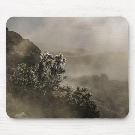 Ethereal - Inspirational - Spiritual - Yellowstone Mouse Mat
