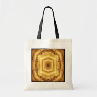 Ethereal Monarch Kaleido-Tote Tote Bag