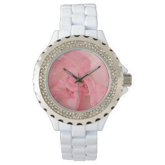 Ethereal Pink Rose Watch