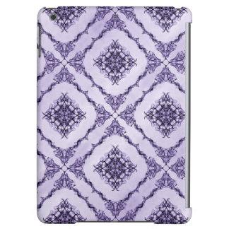 Ethereal Purple and Lavender Fractal Design