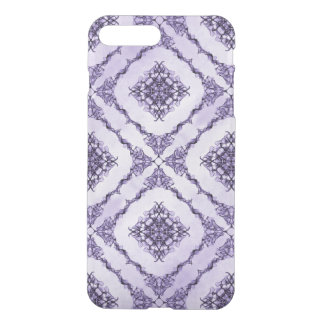 Ethereal Purple and Lavender Fractal Design iPhone 7 Plus Case