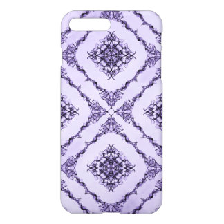 Ethereal Purple and Lavender Fractal Design iPhone 8 Plus/7 Plus Case